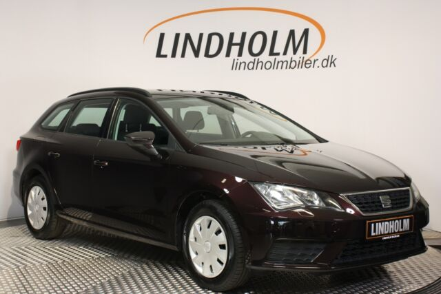 Seat Leon 1,6 TDi 115 Reference ST
