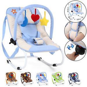 Infantastic® Babywippe - Seestern mit 3-Punkt-Sicherheitssystem