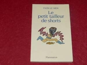 BIBL-H-amp-P-J-OSWALD-YVON-LE-MEN-Poete-Breton-PETIT-TAILLEUR-SHORTS-Signe-1996