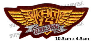 HELLS-ANGELS-KENT-CUSTOM-BIKE-SHOW-1993-Patch-HIGHLY-COLLECTABLE-RARE-KBCS