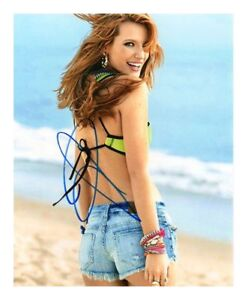 BELLA THORNE AUTOGRAPHED SIGNED A4 PP POSTER PHOTO PRINT 14