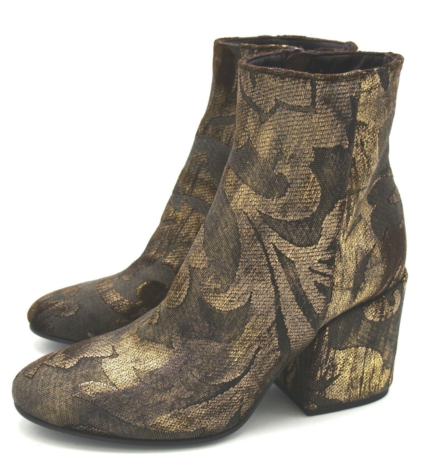 19d1e4b10b6 J6836 New Womens Womens Womens Vince Camuto Thalia Bronze Ankle ...