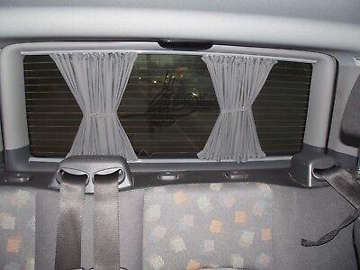 Innen Gardine Sonnenschutz Camping Vorhang Blau für Mercedes Vito Viano W639