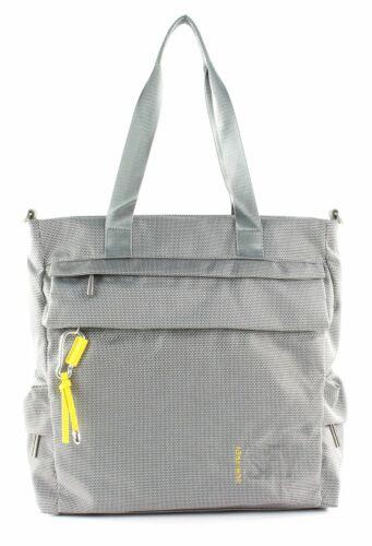 SURI FREY Suri Sports Marry Cityshopper L Shopper Tasche Lightgrey Grau Weiß Neu