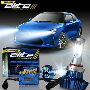 Led Headlamp Bulb Upgrade Kit Xenon Led Set Lh Rh For 2014