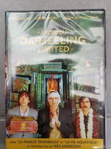 DVD A BORD DU DARJEELING LIMITED édition française Owen Wilson Adrien BRODY