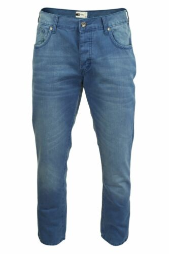 Seller away 15//6-8//7 D-Code Mens /'Rok/' Denim Fashion Jean Straight Leg