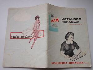 CATALOGO-Maglieria-INTIMA-MIRAGLIA-MAM-di-PALERMO-Gennaio-Giugno-1964-n-3