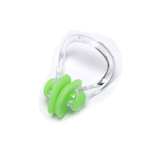 1pcs swimming silicone nose clip diving protector nose clip healthy materiFB