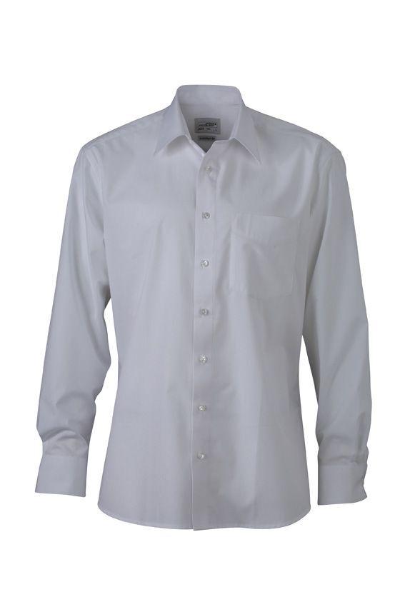James & Nicholson Herren Langarm Hemd Business-Freizeit Shirt I S S S - XXL | Günstige Bestellung  | Lass unsere Waren in die Welt gehen  7bc33d