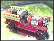 Indy 500: RED Old Number 5.5 Fire Engine Truck. New LOOSE, Fresh Out of the Box!