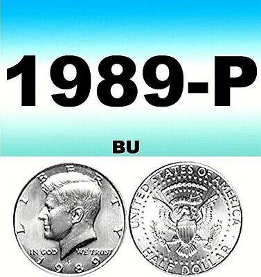 1964-D KENNEDY BRIGHT CLEAR UNCIRCULATED HA;F DOLLAR===BU===C//N===