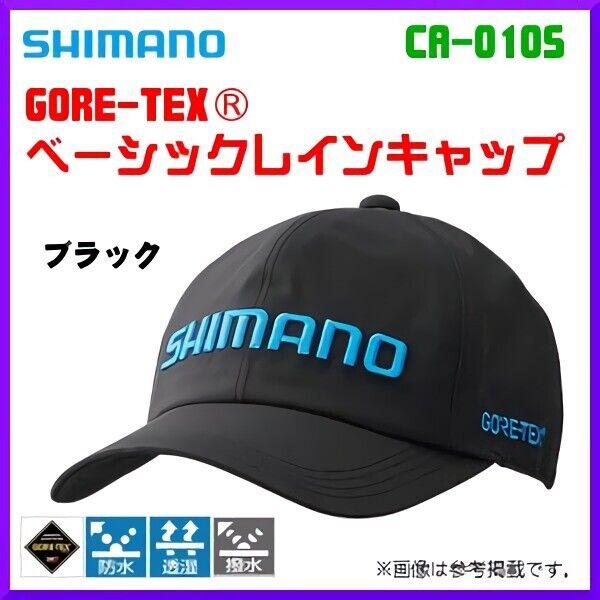 Shimano gore-tex ® Gorra de lluvia básica de pesca CA-010S gratis de tamaño Japón Nuevo