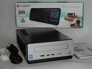 Media-Center-PC-HTPC-Intel-Core-i3-6100-3-7GHz-8GB-120GB-SSD-1TB-Blu-ray