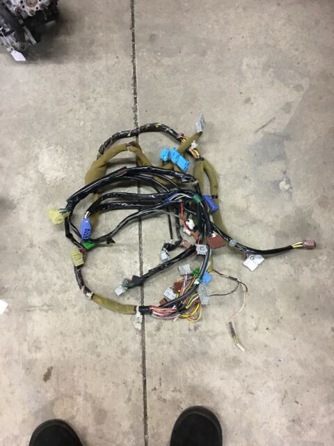Pleasing 01 Honda Prelude Dash Wiring Harness 32117 S30 A101 R5136 For Sale Wiring 101 Akebretraxxcnl