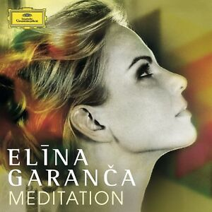 ELINA/CHICHJON,KAREL MARK/+ GARANCA - MEDITATION   CD NEW! VARIOUS