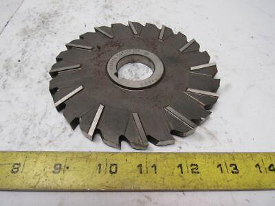 "Niagara DB-4081 4 x 1//2 x 1/"" Arbor Straight Mill Slitting Cutter Carbide"