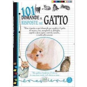 101-Domande-e-Risposte-sul-Gatto-LIBRO-Nuovo