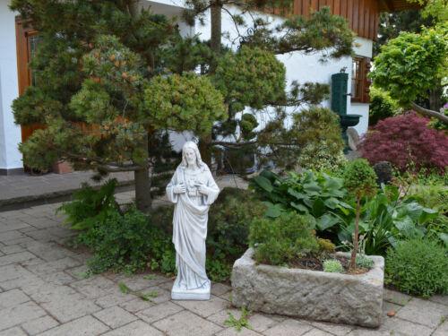 Massive Pierre personnage Statue Saint Père Jésus-Christ Gartendeko de Steinguss