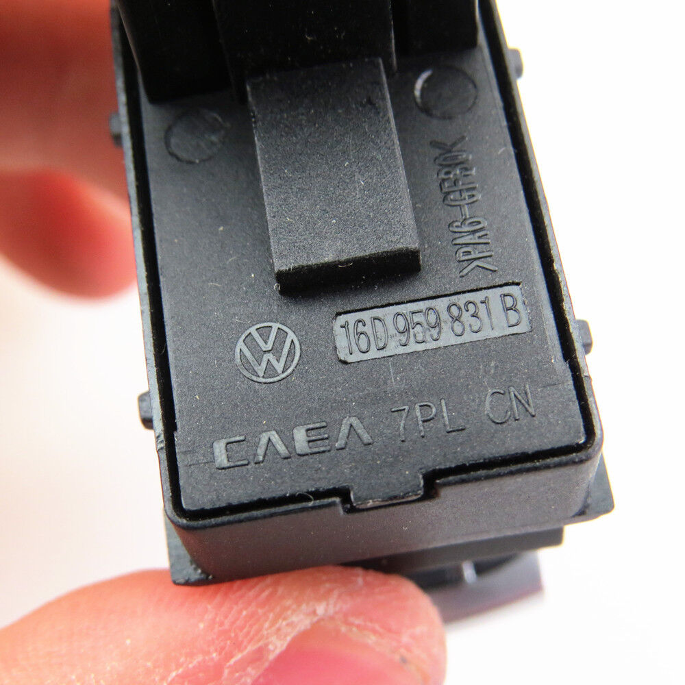qty  rear trunk lid release open switch button  vw jetta mk      ebay