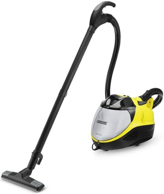 Kärcher Dampfsauger SV 7,  gelb / schwarz Dampfreiniger (Dampfreiniger)