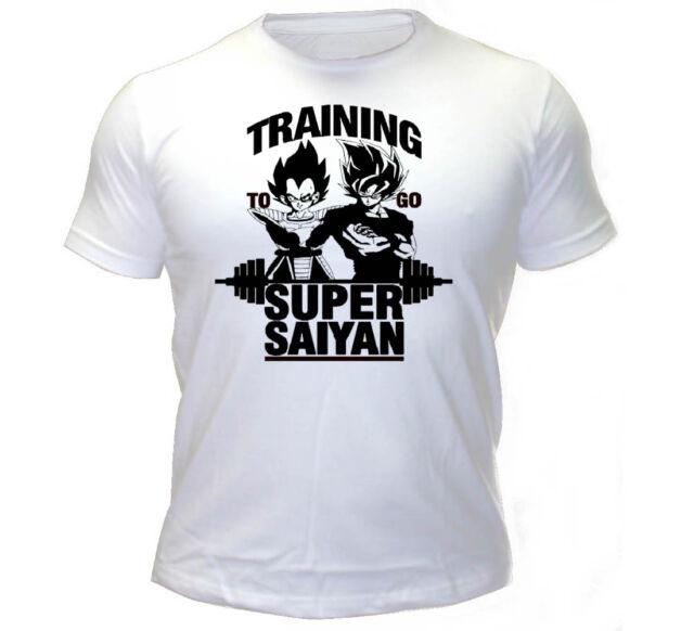 Train Insaiyan MMA BODYBUILDING HULK GYM  T-Shirt  MEN  CLOTHING  S-XXL fighting