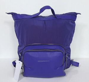 Neu-Mandarina-Duck-Leder-Faltrucksack-Folding-Backpack-Crossover-4-17-175