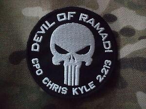 Chris kyle craft navy seal american sniper punisher memorial.