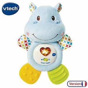 VTech-Croc-039-Hippo-Croc-Hippo-80-502505-Bleu
