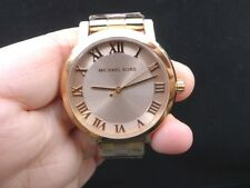 01c4b5afcace item 1 New Old Stock MICHAEL KORS Norie MK3561 Rose Gold Quartz Women Watch  -New Old Stock MICHAEL KORS Norie MK3561 Rose Gold Quartz Women Watch