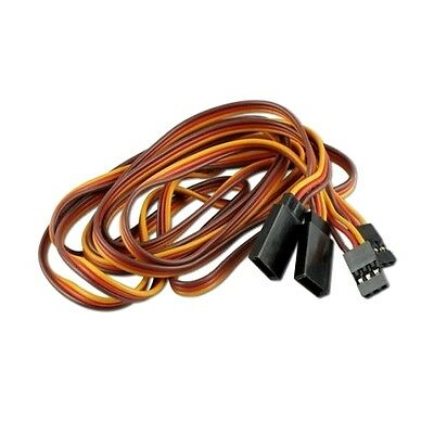 10 Stück Servo Verlängerungskabel 40 cm Kabel Verlängerung Graupner/JR/Futaba