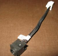 Dc Power Jack W/ Cable Sony Vaio Vgn-fs730 Vgn-fs730/w Vgn-fs742 Vgn-fs742/w