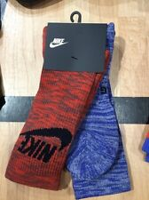 7799baf98 item 3 Nike NSW 2 Pair Advance Crew Socks Red Blue SX5403 906 Small W4-6,  YTH 3Y-5Y -Nike NSW 2 Pair Advance Crew Socks Red Blue SX5403 906 Small  W4-6, ...