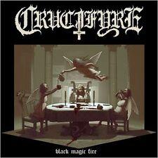 CRUCIFYRE - Black Magic Fire CD