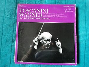 TOSCANINI WAGNER  Lohengrin  FaustNBC Symphony Orch US copy VIC1247 EXEX - <span itemprop=availableAtOrFrom>Leeds, United Kingdom</span> - TOSCANINI WAGNER  Lohengrin  FaustNBC Symphony Orch US copy VIC1247 EXEX - Leeds, United Kingdom