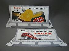 SINCLAIR & DELMONTE Billboards for American Flyer - M4202