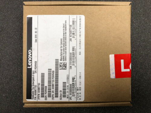 LENOVO TINKCENTRE TINY SCREWW PACK OF 4 P//N SEALED PACKAGE. 4XH0M77103