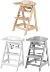 Details zu roba Kinder Treppen Hochstuhl Sit Up Click Fun mitwachsend Holz