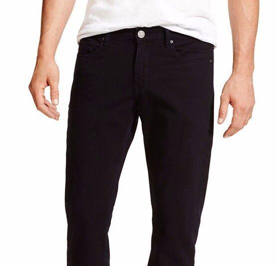 Nuova con Etichetta Dl1961 Jeans Sz33 Russell Russell Russell Diritto Sottile Allungare i Denim 7c40a2