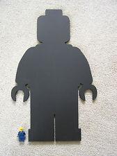 Lego man minifigure blackboard, chalkboard, chalk board, black board