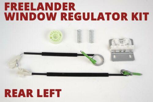 LAND ROVER FREELANDER WINDOW REGULATOR REPAIR KIT SET REAR LEFT