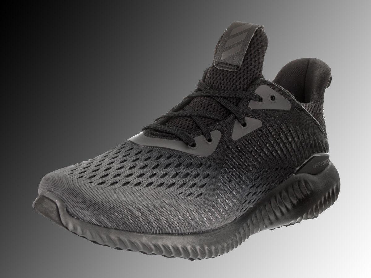 Adidas hombre 's AlphaBounce em m zapatillas negro 5560b5 Core