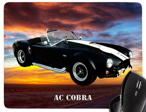 AC Cobra Auto Modelle Car Mousepad Handauflage Mauspad mit Motiv