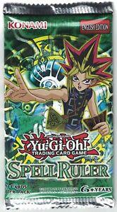 Yu-gi-oh-1-Booster-Spell-Ruler-Srl-English-Version-Orig-Packaging