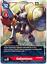 miniature 12 - Digimon Card Game BT 1.0 Singles Cards R, Super Rare SR Alternative Art AA Mint