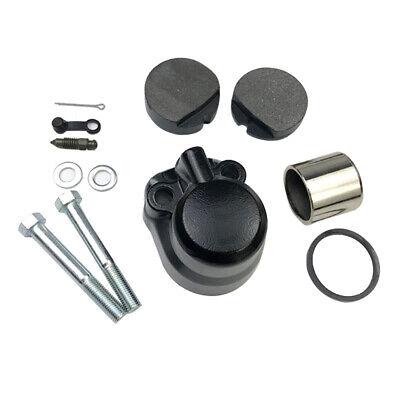 Compatible with Honda CB360 CB400F CB500 CB550 Caliper Seal Valve Pads Front Brake Caliper Kit w//Pads