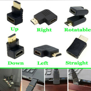1080P-Mini-HDMI-Cable-Connector-Left-Right-Degree-Extension-90-Degree-Converter