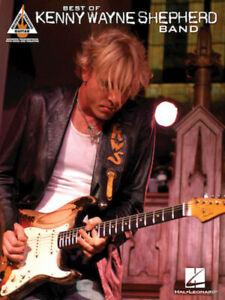 Kenny-Wayne-Shepherd-Guitarra-Ficha-tablatura-nuevo-Mejor-de-k-w-s
