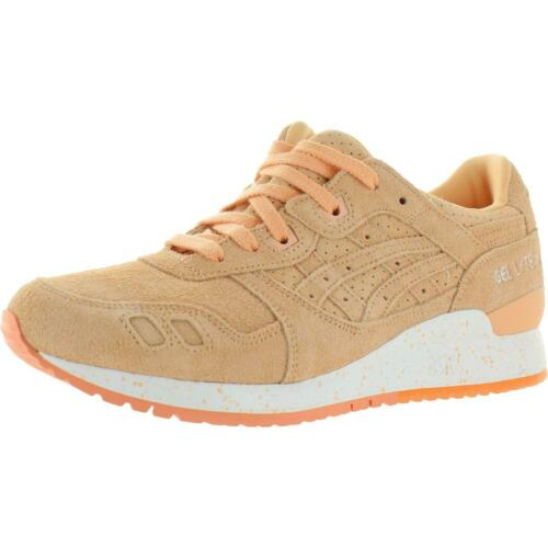 ASICS Tiger Mens Gel-Lyte III Suede Running Athletic Shoes Sneakers BHFO 6254
