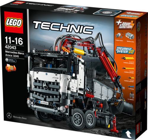 LEGO Technic Mercedes-Benz Arocs 3245 (42043) - FREE POSTAGE